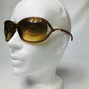 Tom Ford Jennifer Soft Square Sunglasses #89